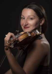Kimberly Tichenor, Assistant Principal Second Violin